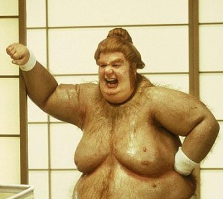 Толстый потный мужик фото 6 фотография